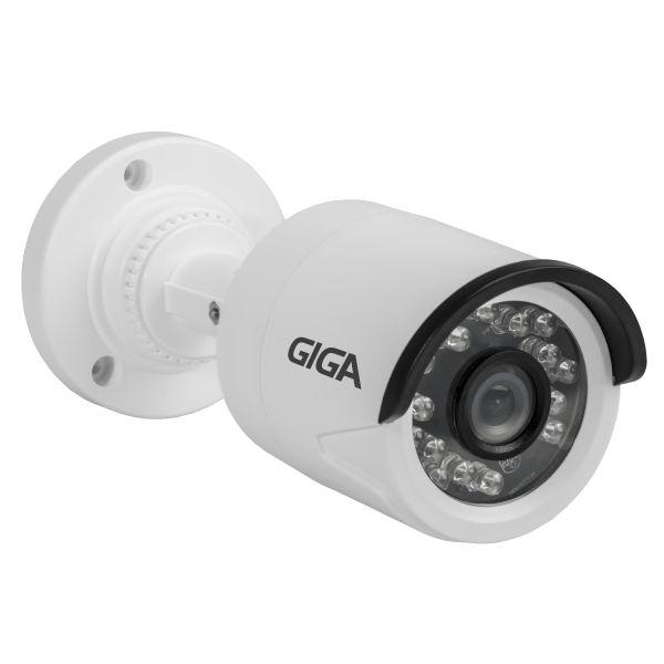 Câmera Bullet Open HD Plus Infravermelho Giga Security
