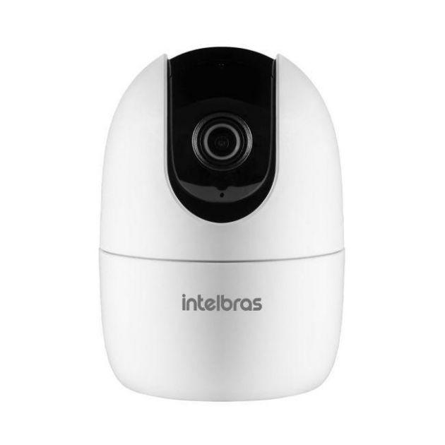 Câmera de Segurança Wi-Fi Full HD 360° C\ Áudio IM4 - Intelbras