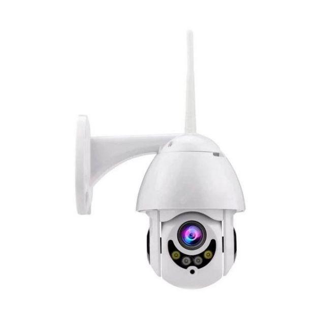 Câmera de Segurança Wi-Fi Full HD Prova D'água - HBTech