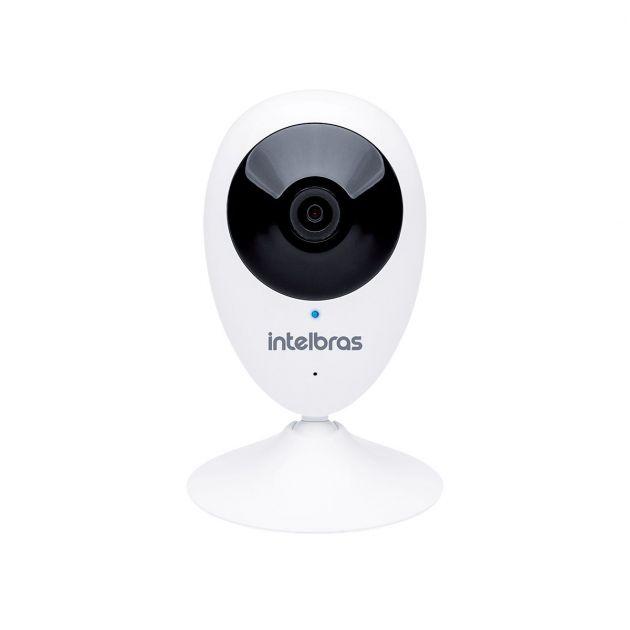 Câmera de Segurança Wi-Fi HD Sem Fio IC3 Intelbras