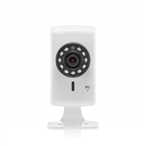 Câmera de Segurança IP Wi-Fi Multilaser