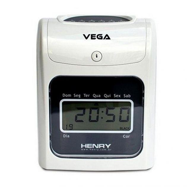 Relógio de Ponto Cartográfico Vega - Henry